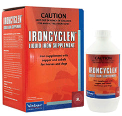 Ironcyclen Liquid Iron Supplement