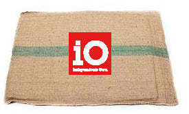 Hessian Dog Mat