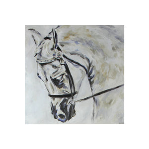 Wild Poppy Horse 2 Greeting Card