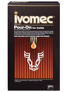 Ivomec Pour-On for Cattle