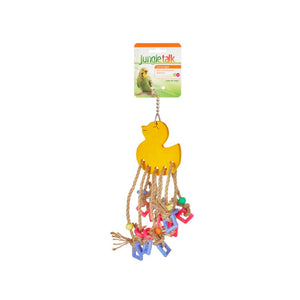 Lots of Legs Bird Toy