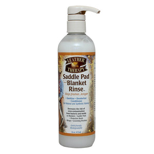 Leather Therapy Saddle Pad & Blanket Rinse 473mL
