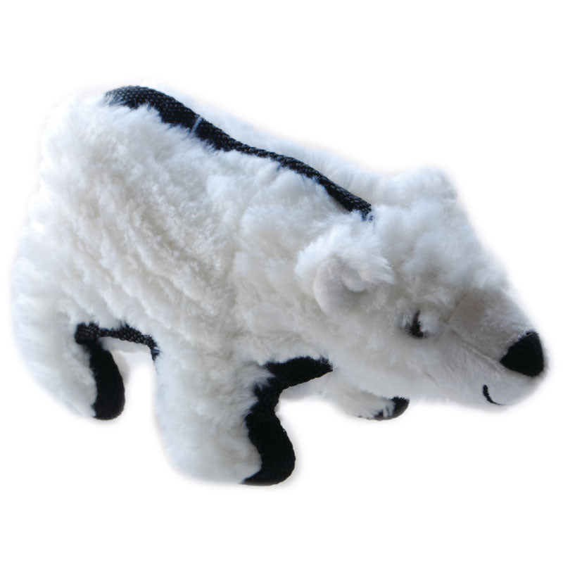 RUFF Play Plush Buddies - Tuff Polar Bear