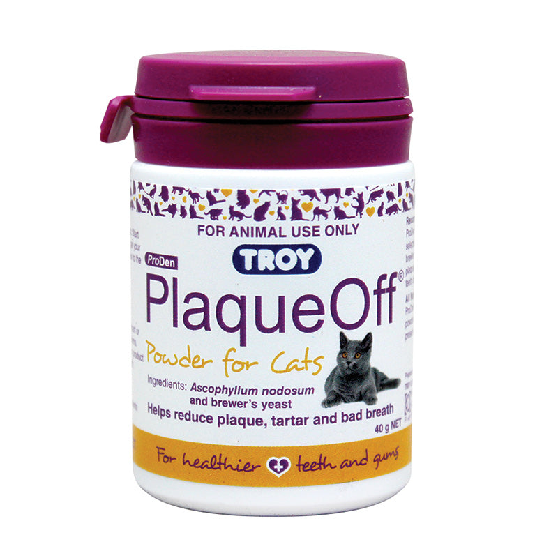 PlaqueOff For Cats 40g