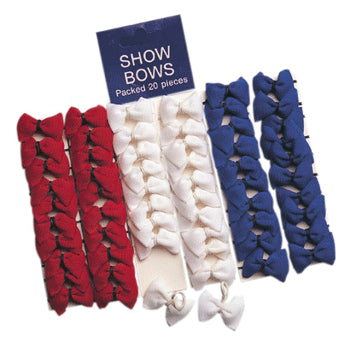 Show Bows Regular Pack of 20