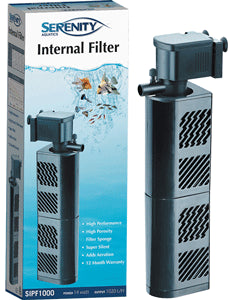 Serenity Aquatics Internal Power Filter 1020 LPH