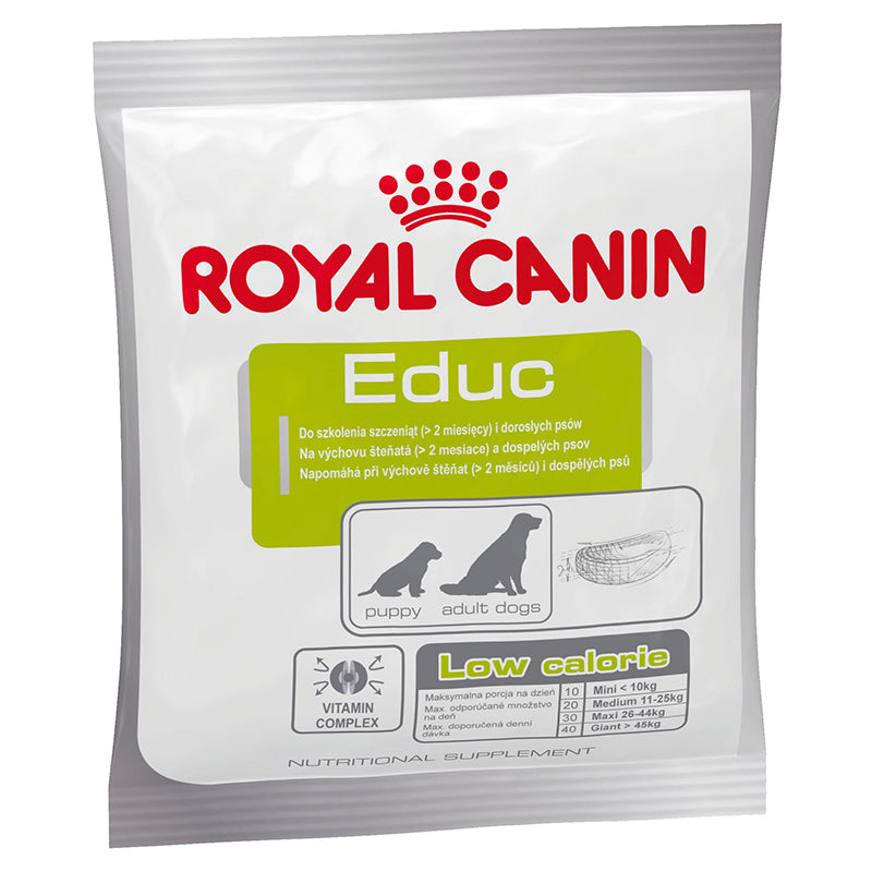 Royal Canin Educ Nutritional Training Treats 50g x 30