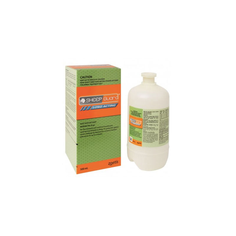 SHEEP Guard LA Long Acting Injection 500mL