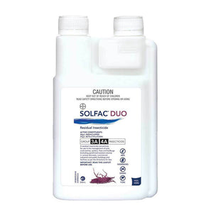 Solfac Duo Residual Insecticide