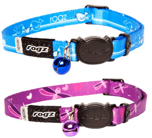 Rogz KiddyCat Safeloc Cat Collar