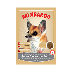 Wombaroo Small Carnivore Food