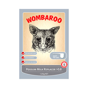 Wombaroo Possum Milk Replacer