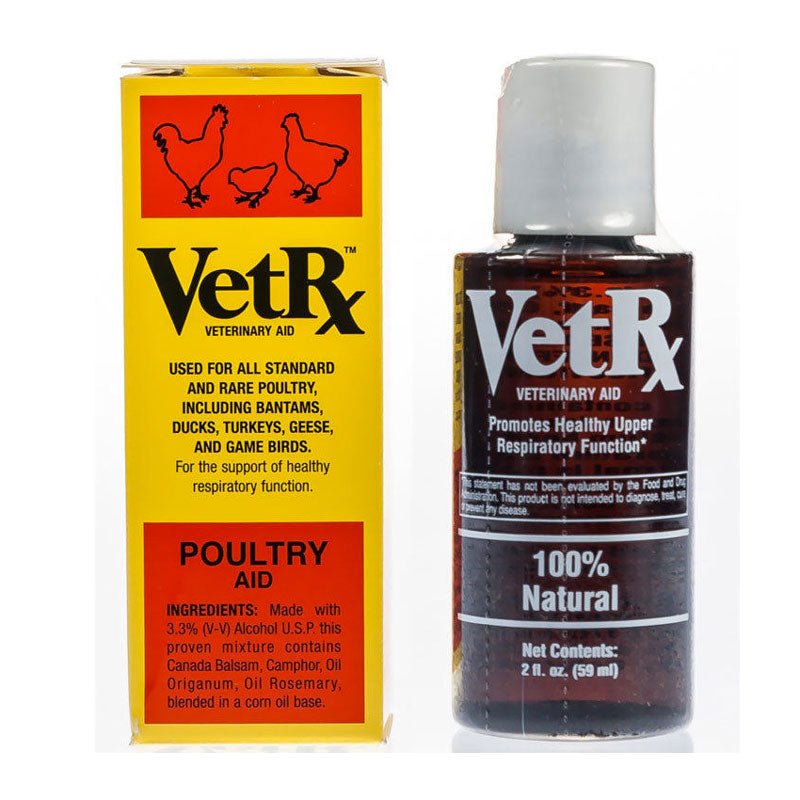 VetRx Chicken Veterinary Aid 59mL