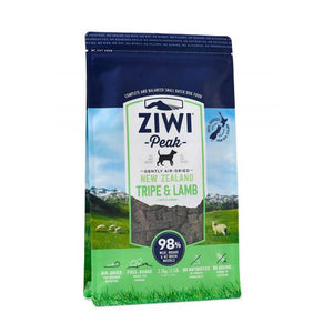 Ziwi Peak Air Dried Tripe & Lamb For Dogs