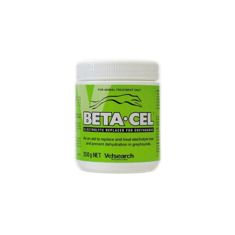 Beta-Cel Electrolyte Replacer for Greyhounds