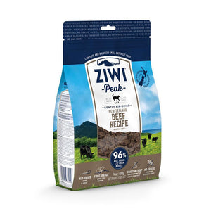 Ziwi Peak Air Dried Beef for Cats