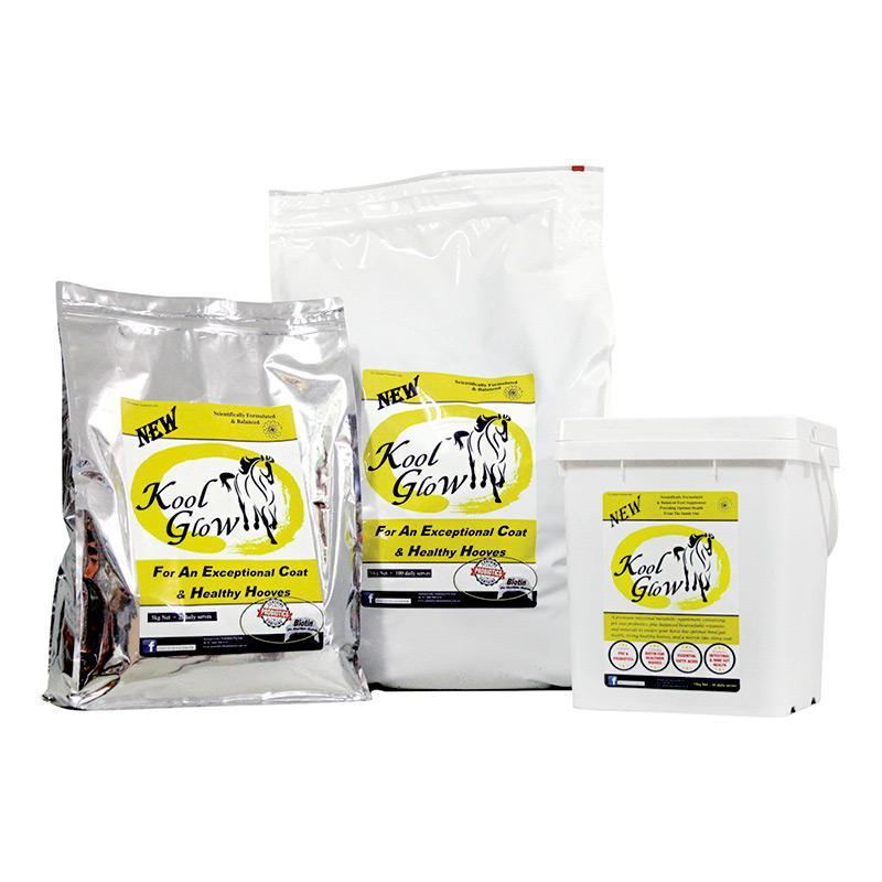 Kool Glow Intestinal Metabolic Supplement for Horses