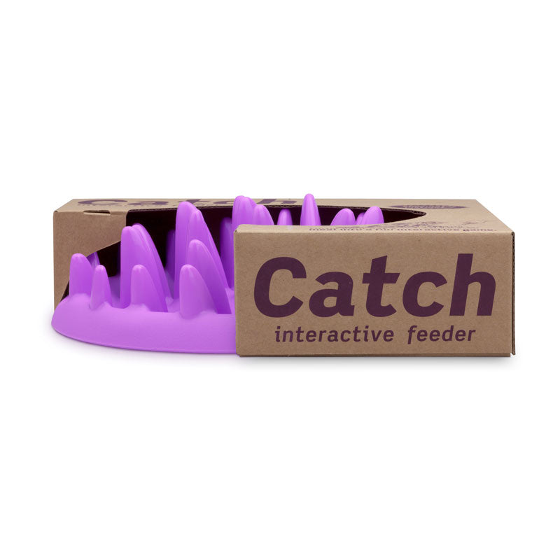 Catch Slow Feeder for Cats