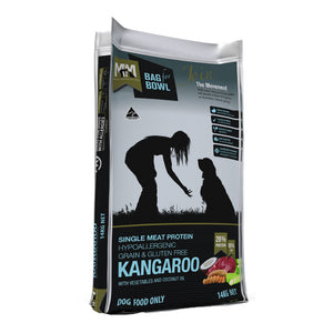 Meals For Mutts Single Protein Kangaroo Grain & Gluten Free Dog Food