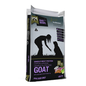 Meals For Mutts Single Protein Goat Grain & Gluten Free Dog Food