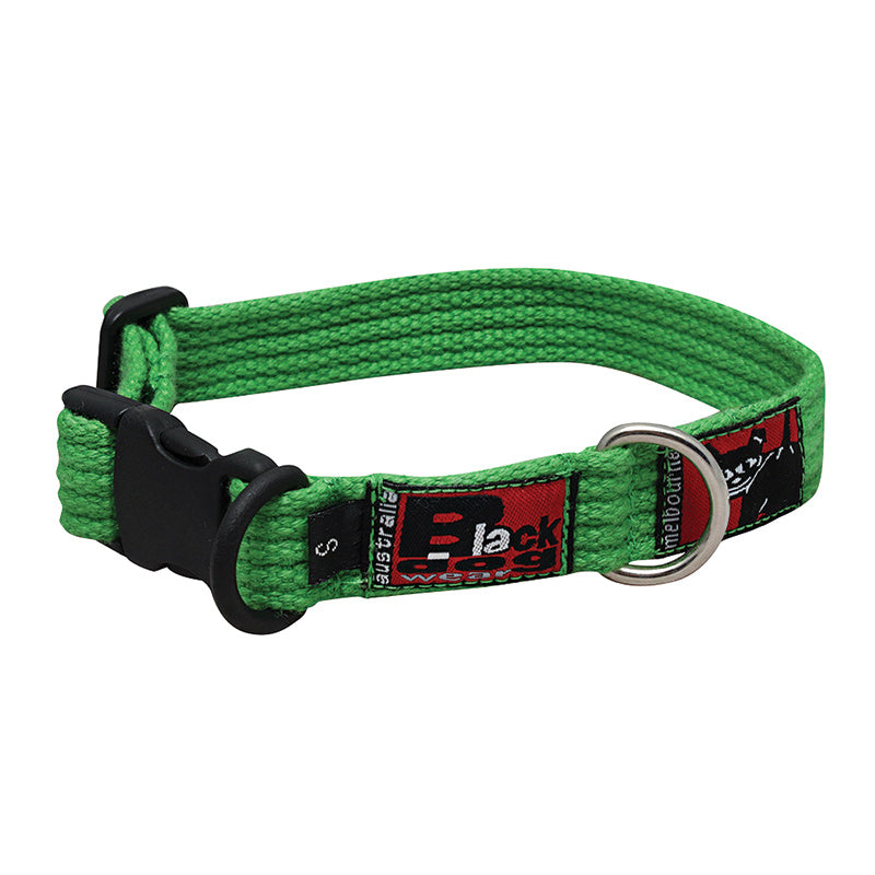 Black Dog Collar - Standard