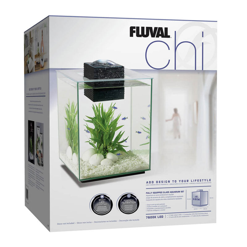 Fluval Chi 19L Aquarium Kit