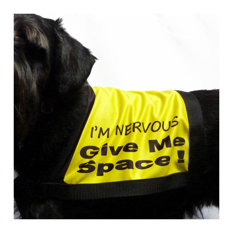 Black Dog Space Vest