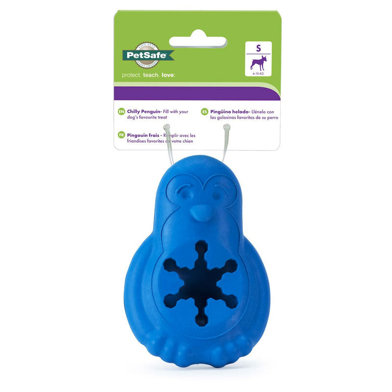 Chilly Penguin Freezer Toy