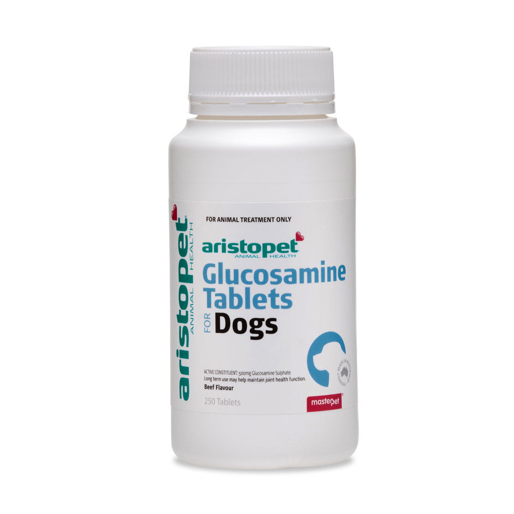 Aristopet Glucosamine Tablets for Dogs
