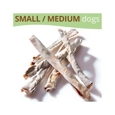 CLEAR Dog Treats Fish Dental Sticks