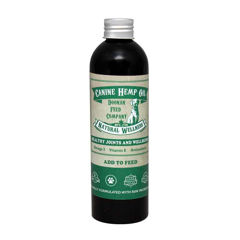 Doonan Canine Hemp Oil 250mL
