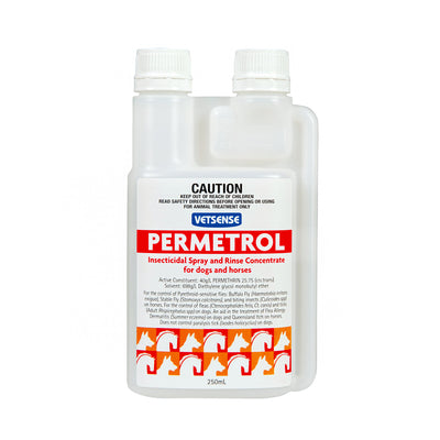 Permetrol Insecticidal Spray Concentrate for Dogs & Horses