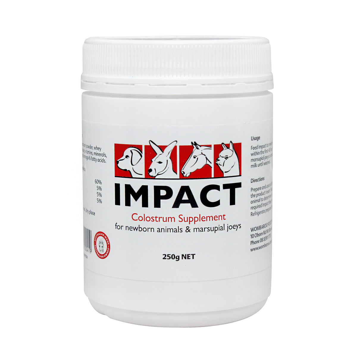 Impact Colostrum