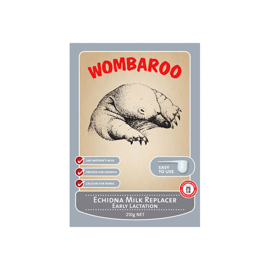 Wombaro Echidna Milk Replacer Early Lactation 210g