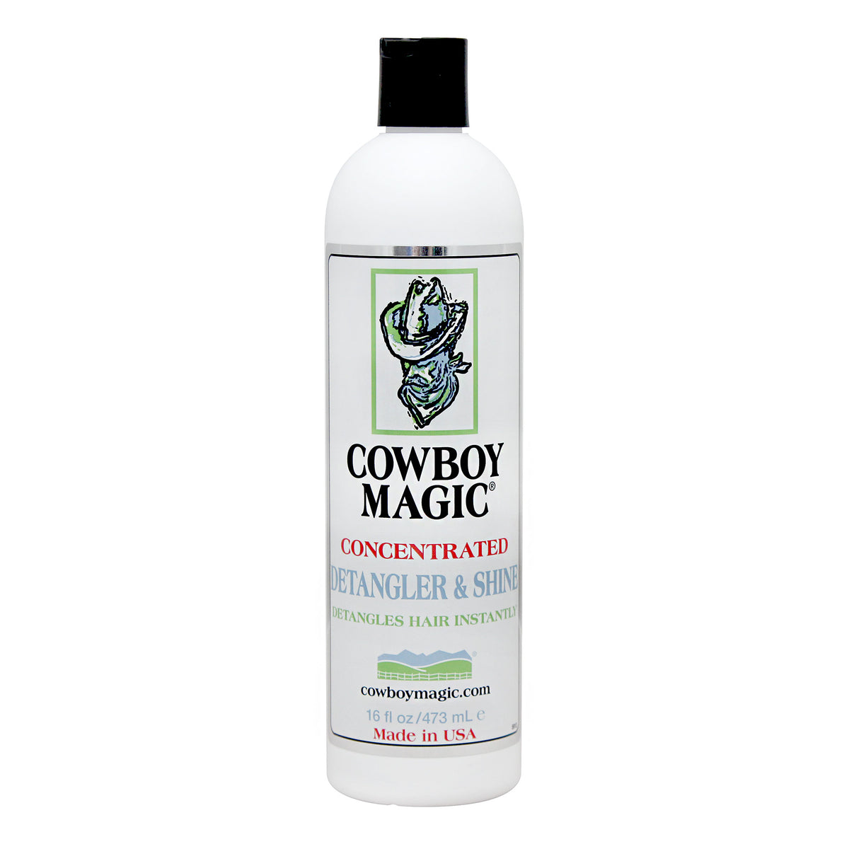 Cowboy Magic Detangler & Shine