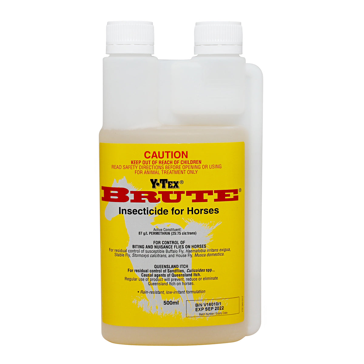 Brute Insecticide for Horses 500ml