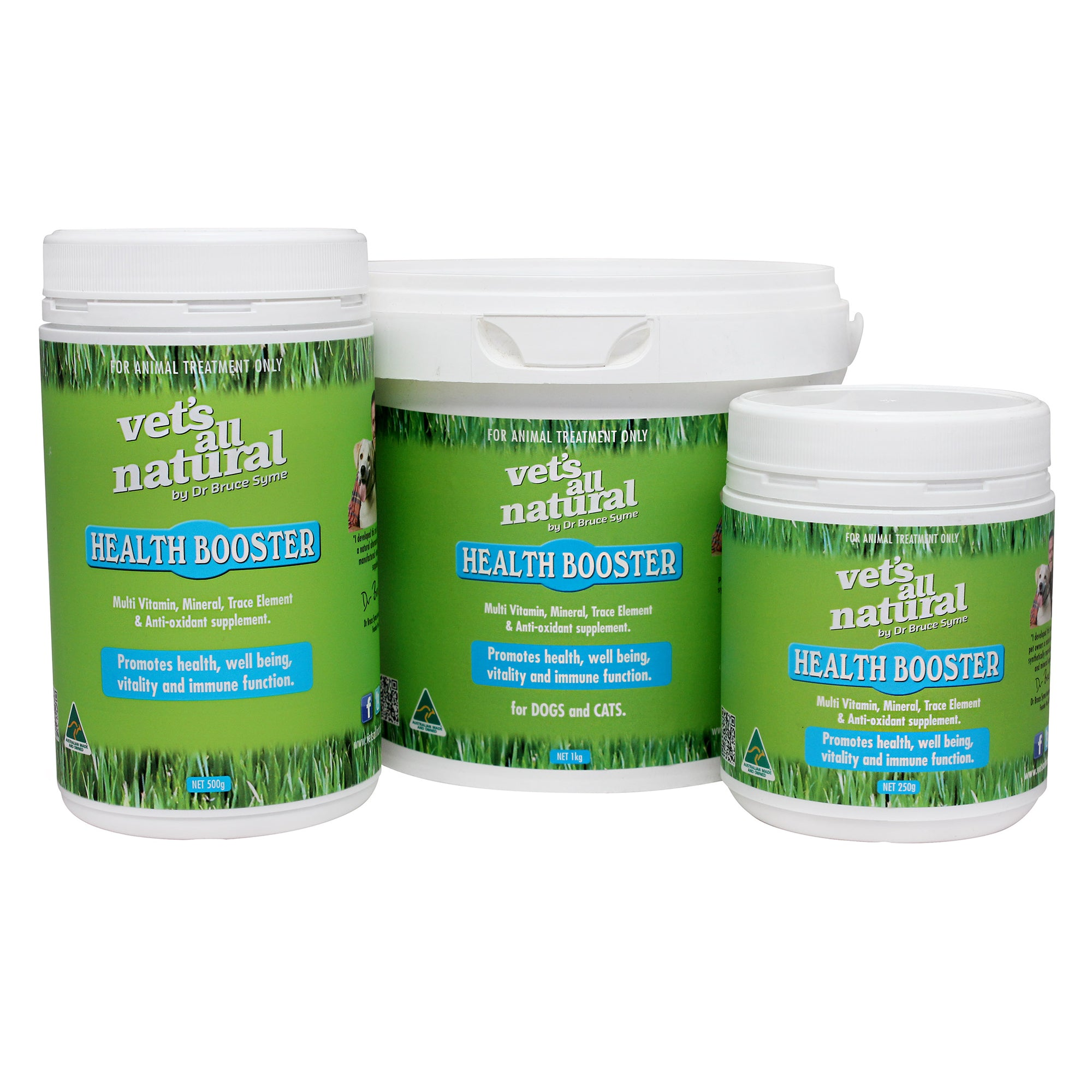 Vet's All Natural Health Booster