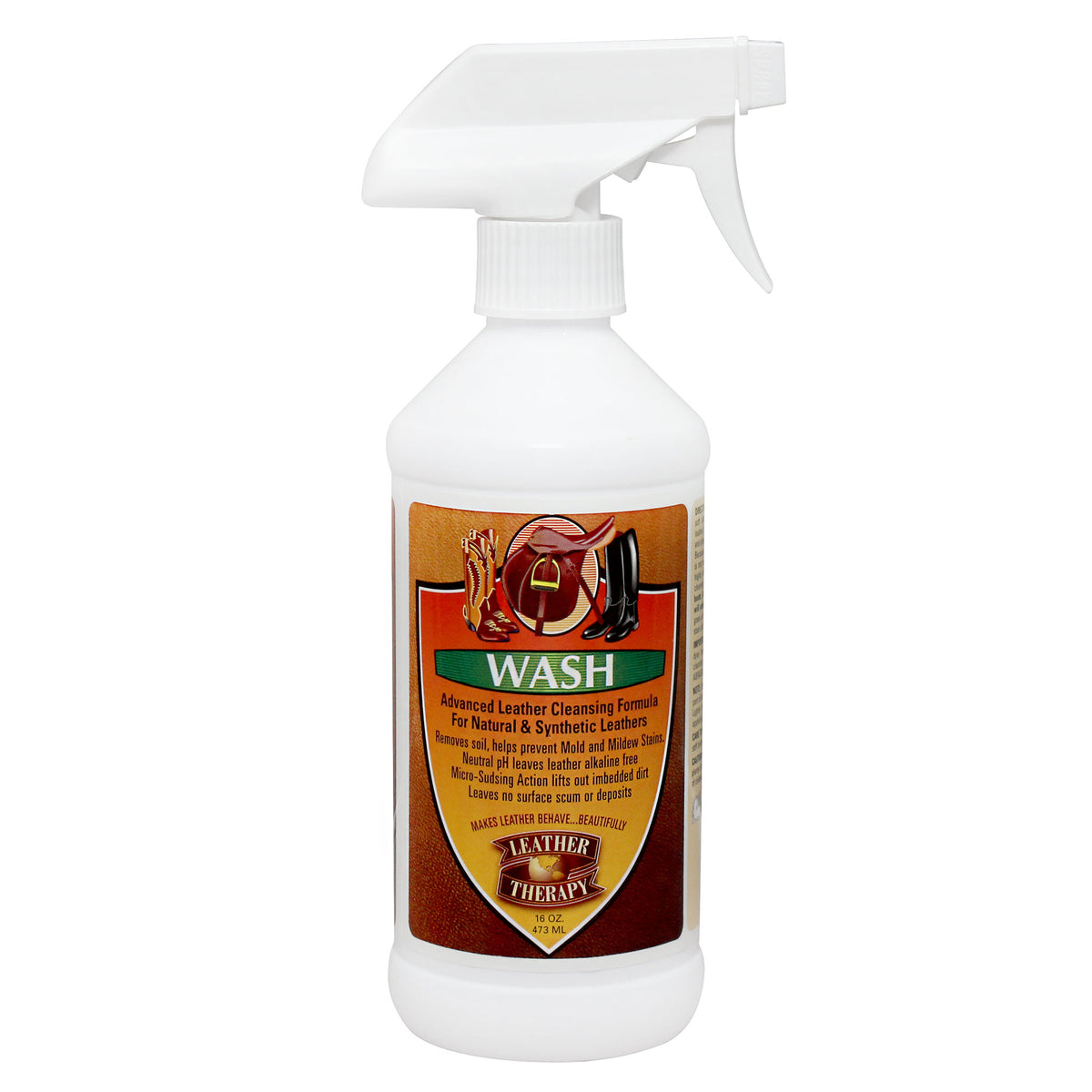 Leather Therapy Leather Wash  473mL