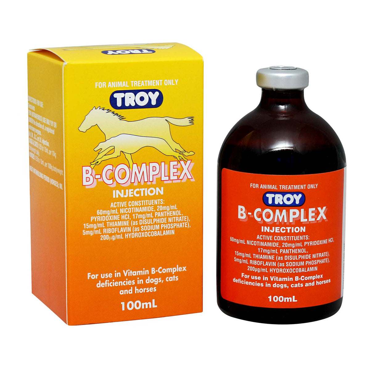 Troy Vitamin B Complex Injection