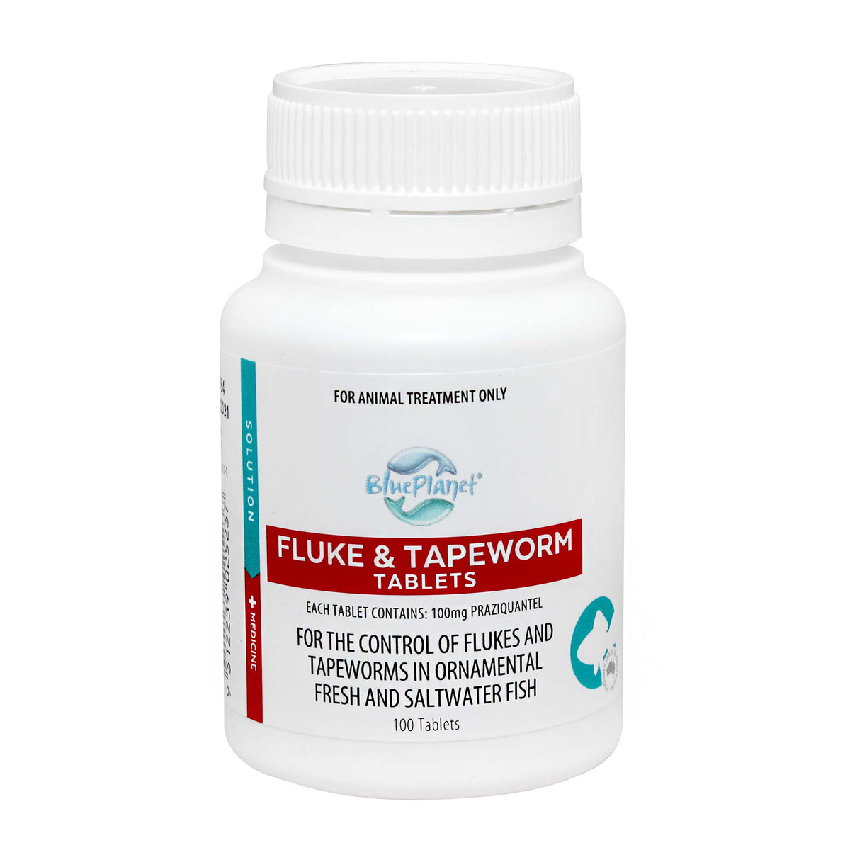 Blue Planet Fluke and Tapeworm Tablets