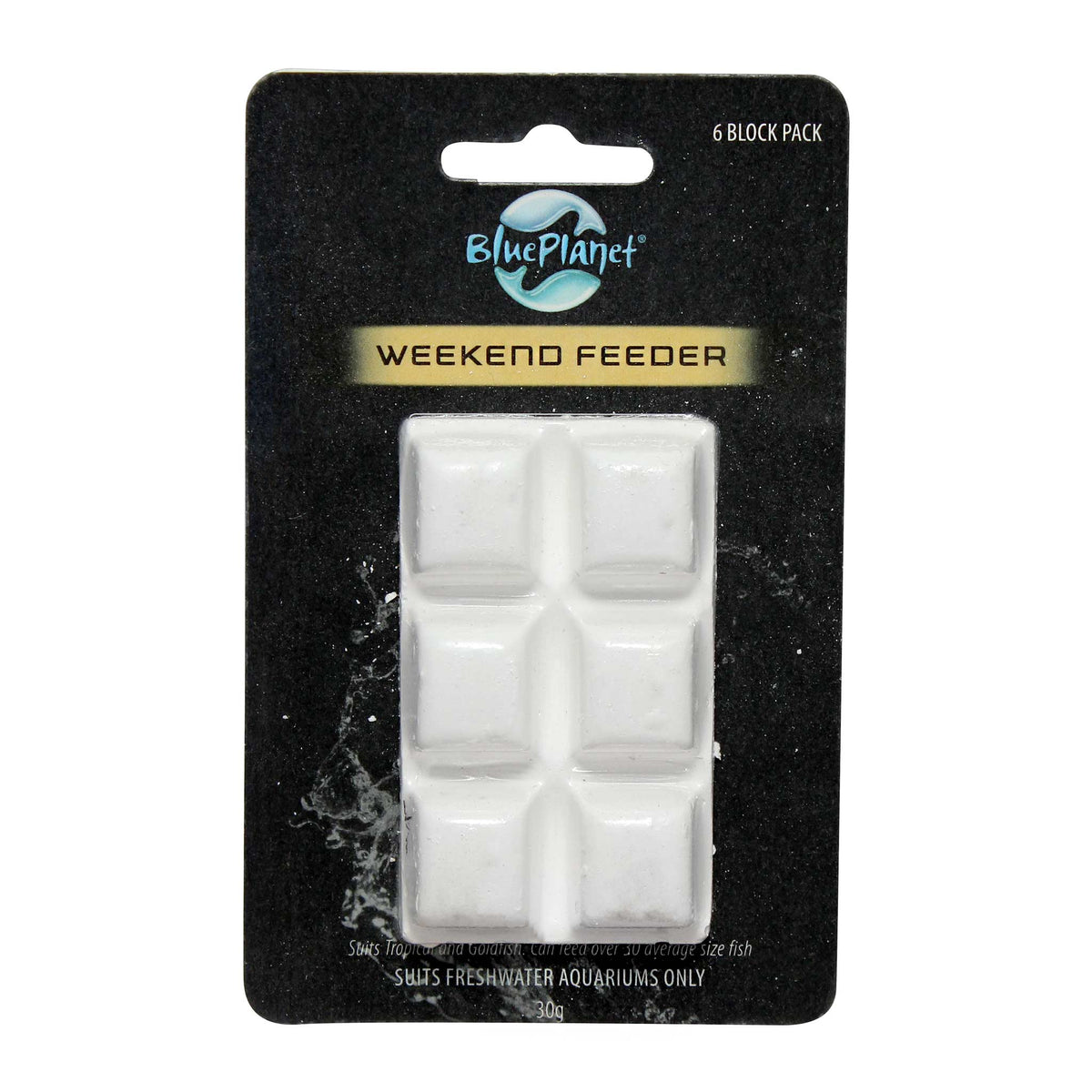 Blue Planet Weekend Food Block 30g