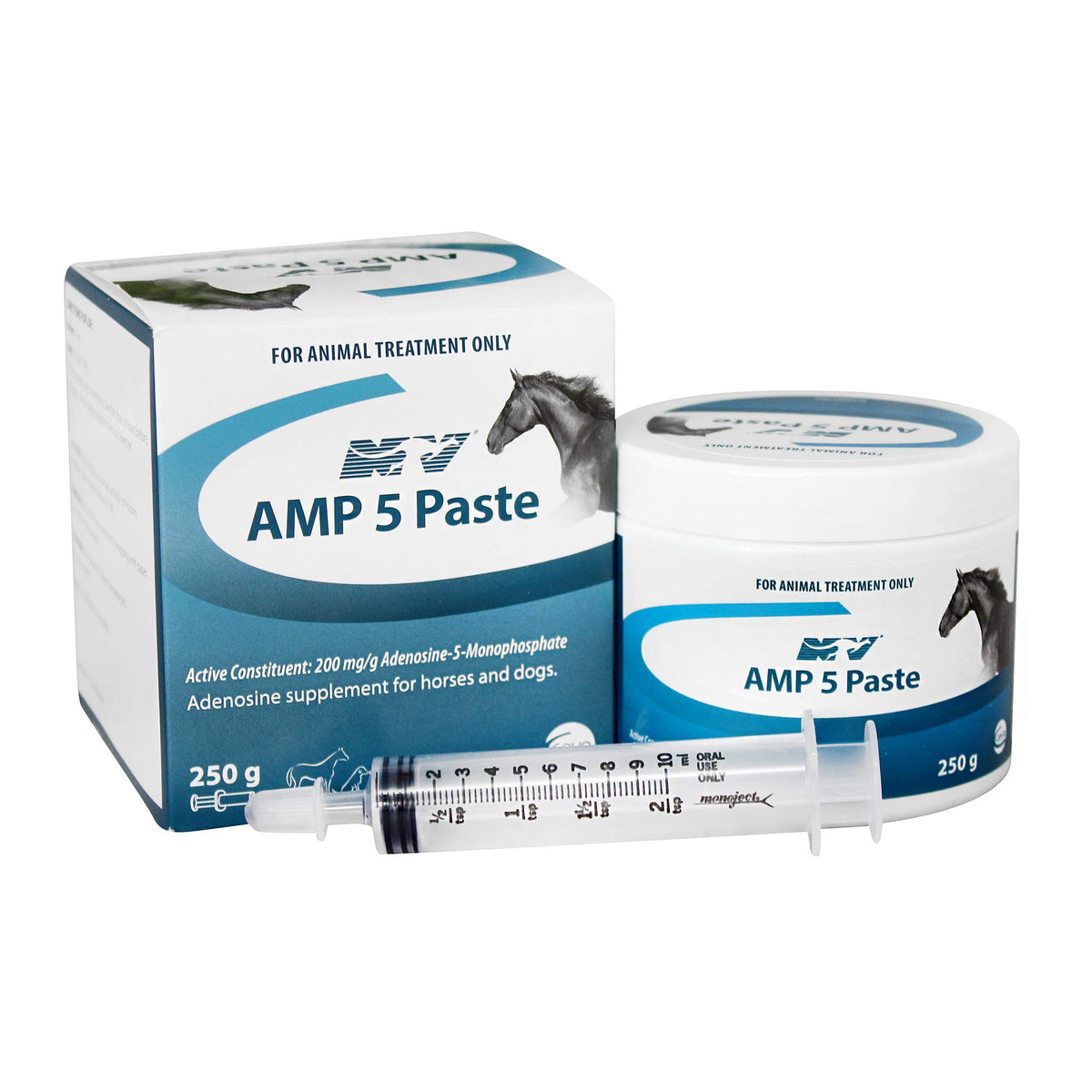AMP-5 Paste for Horses & Dogs