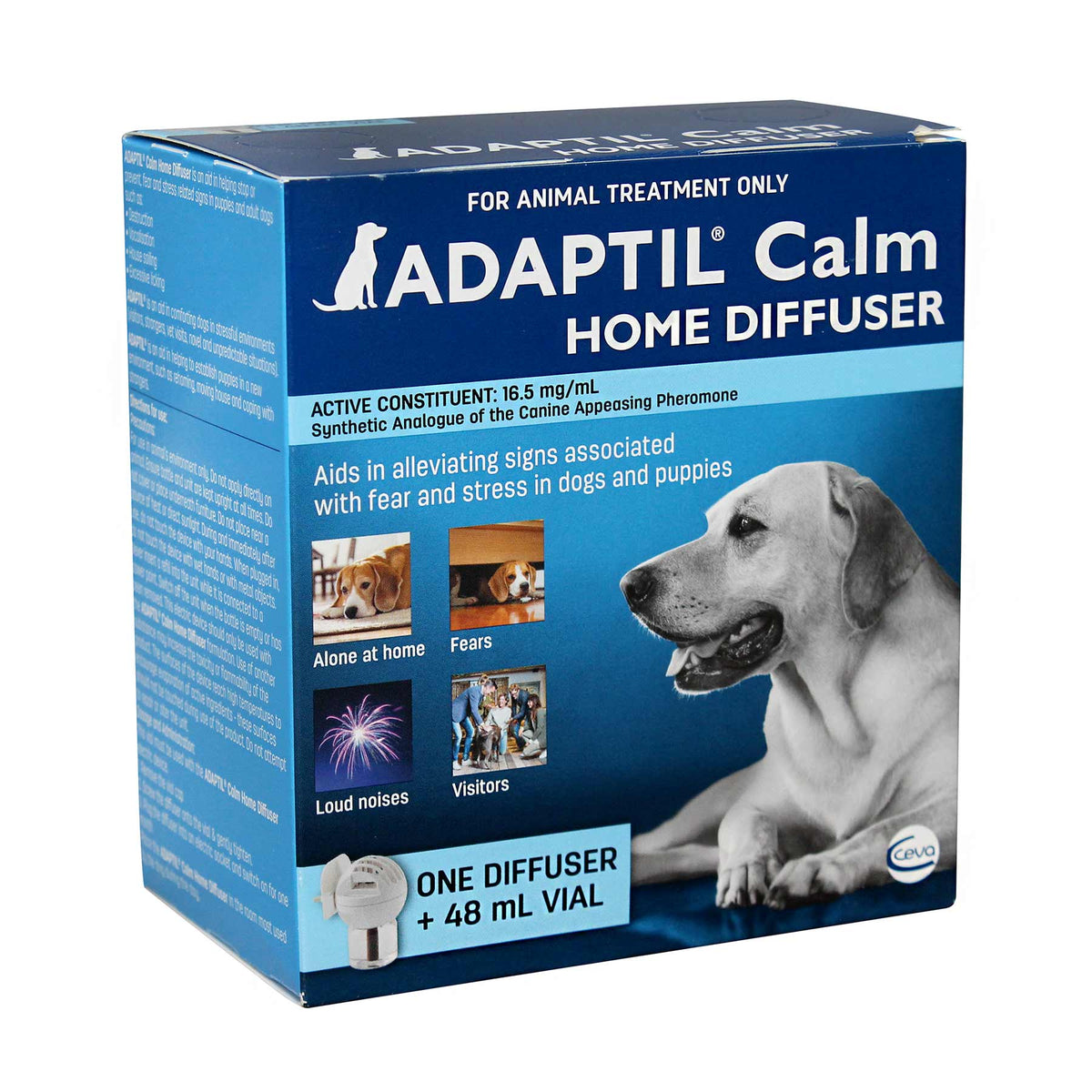 Adaptil Calm Home Diffuser Complete Kit for Dogs