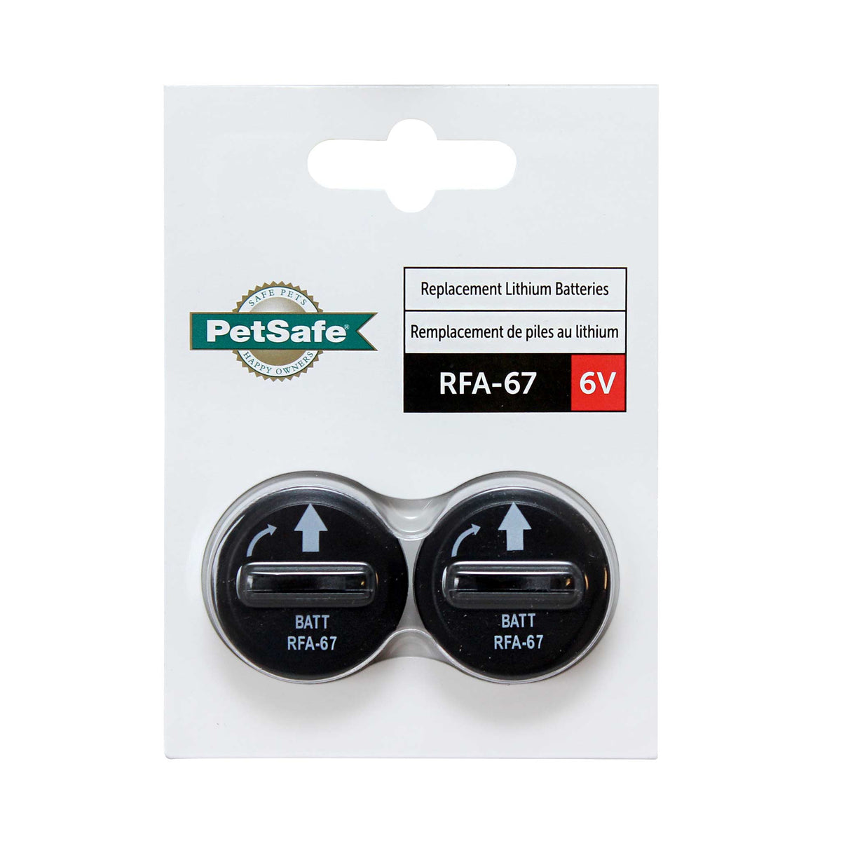Battery 6 Volt Petsafe RFA-67