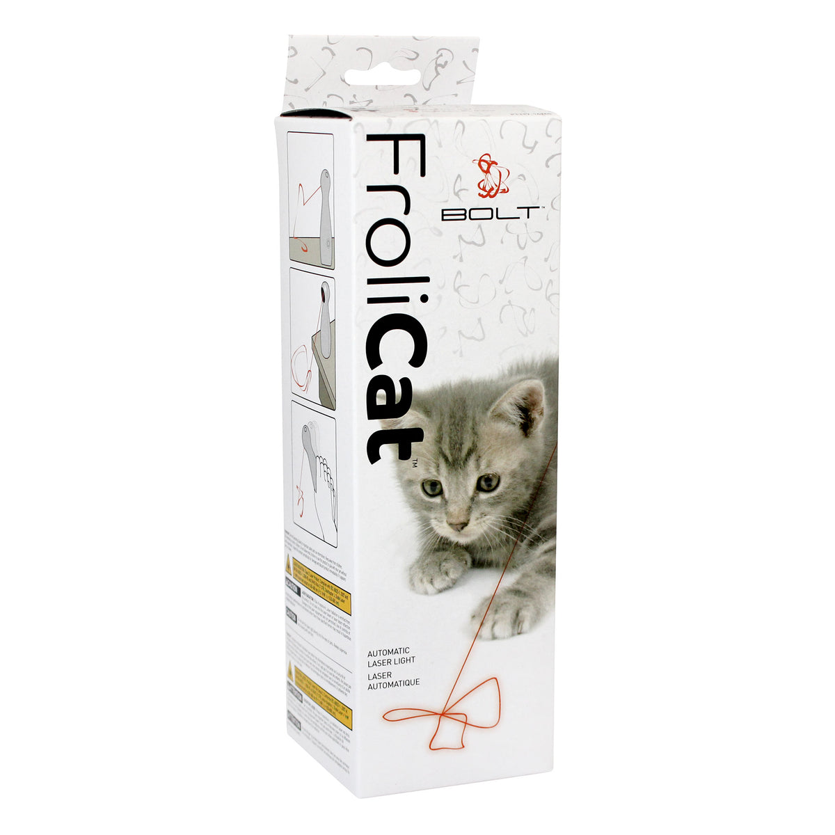 FroliCat Bolt Automatic Laser Cat Toy