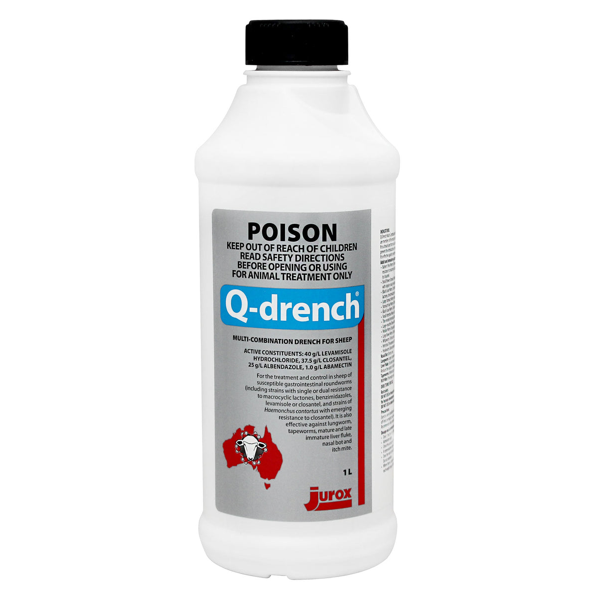 Q-drench Multi-Combination Drench for Sheep