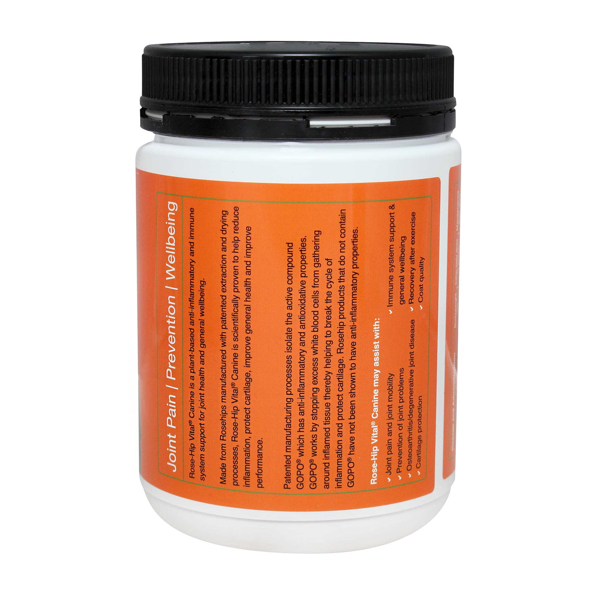 Rose-Hip Vital Canine - Joint Health & General Wellbeing for Dogs