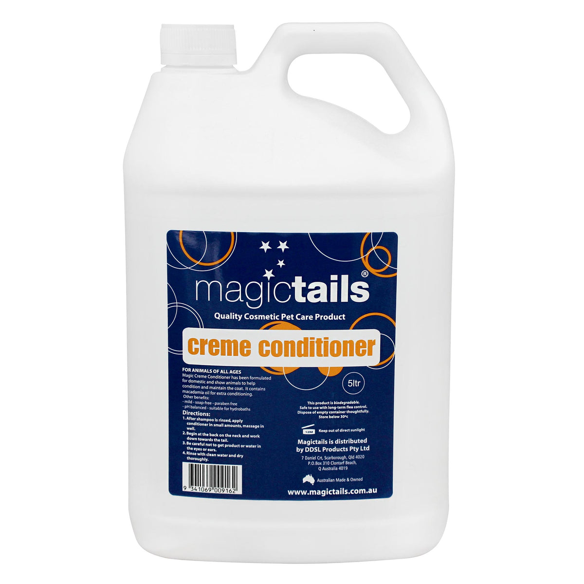 Magic Tails Creme Conditioner (no pump)
