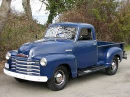 1947-1954 Chevrolet / GMC trucks