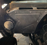 1973-1987 Chevrolet Truck bolt on passenger firewall panels